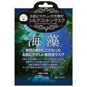 ジャパンギャルズ エッセンスマスク シルキーナチュラル 海藻 1枚入