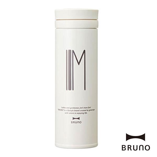 BRUNO  サーモス アルファベットタンブラー スリム M BHK074-Mの写真