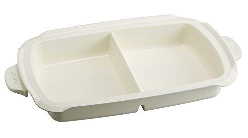 BRUNO/ブルーノ ホットプレートグランデ用仕切り鍋 BOE026-NABEの写真