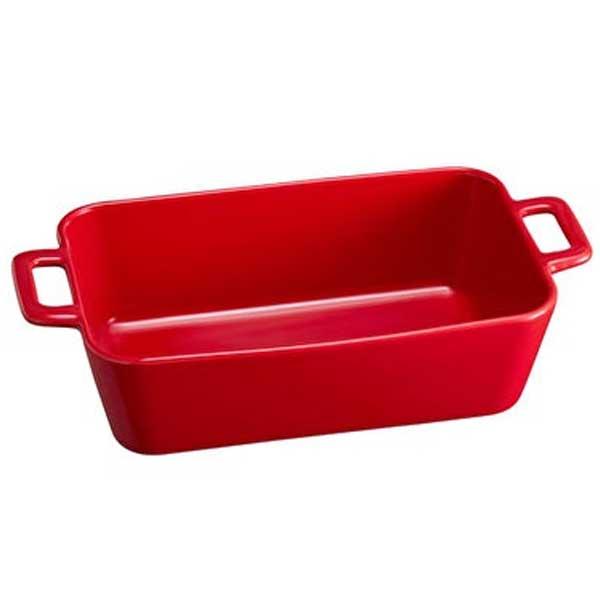 ブルーノ 大皿 スクエア 角 取っ手付き 深皿 グリル料理  BRUNO スクエアディッシュの写真
