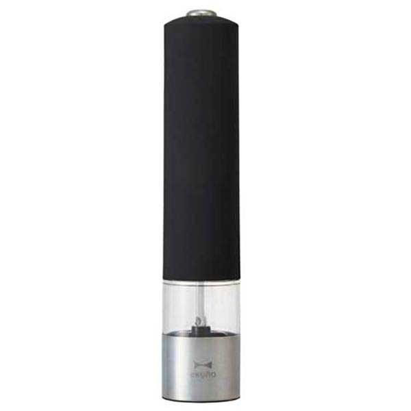 BRUNO LEDライト付スパイスミル ブラック BHK223-BKの写真
