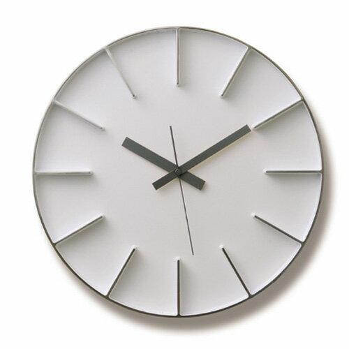タカタレムノス ウォールクロック (AZUMI edge clock L)の写真