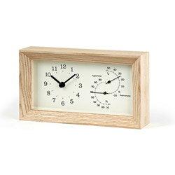 目覚まし時計 アラームクロック TL -LC13-14 FRAME   温湿時計 子供 大の写真