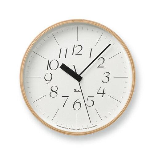 タカタレムノス Lemnos リキクロック S 電波時計 WR07-10の写真