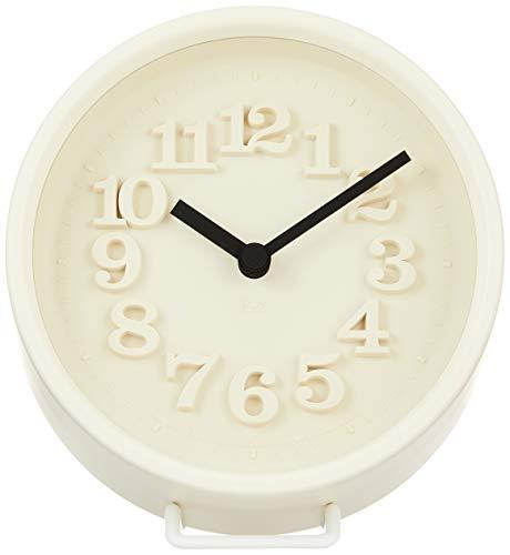 タカタレムノス Lemnos 小さな時計 アイボリー WR07-15 IV