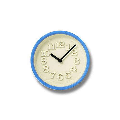タカタレムノス Lemnos 小さな時計 ライトブルー WR07-15 LBL