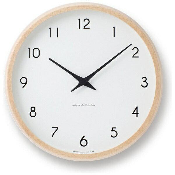 タカタレムノス Lemnos カンパーニュ 電波時計 ナチュラル PC10-24W