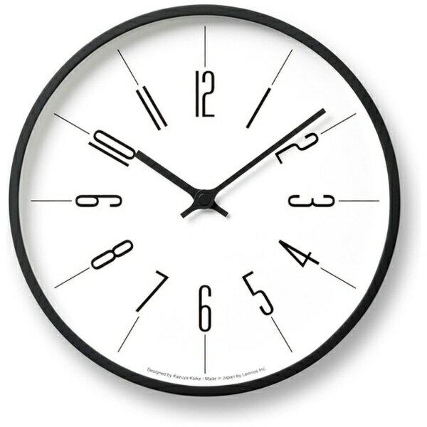Lemnos レムノス 時計台の時計 KK13-16 掛時計 掛け時計 インテリアクロックの写真