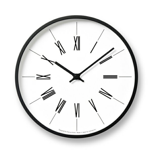 Lemnos 掛け時計時計台の時計KK13-16 B Roman