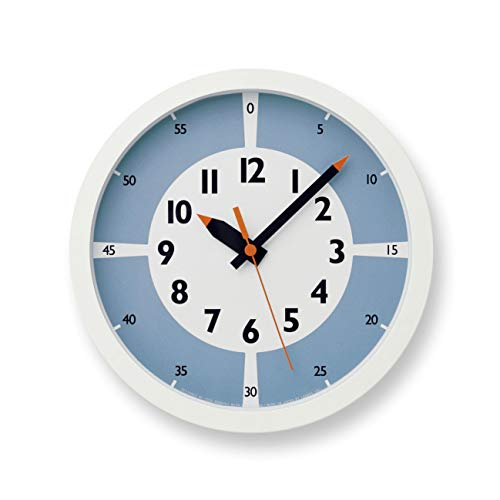 fun pun clock with color! YD15-01 LBL