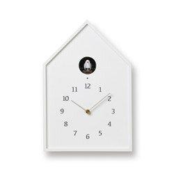 置き時計 バードハウスクロック Birdhouse Clock NY16-12 Lemnos