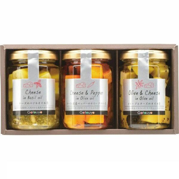 チーズのオリーブオイル漬けおつまみセット NC-26