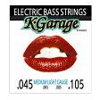 キクタニミュージック ギター弦 K-Garage STRINGS Bass BASS045-105