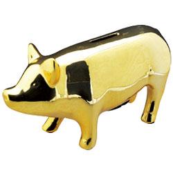 ハットトリック/PIG OBJET BANK S /2K-131 S GDの写真