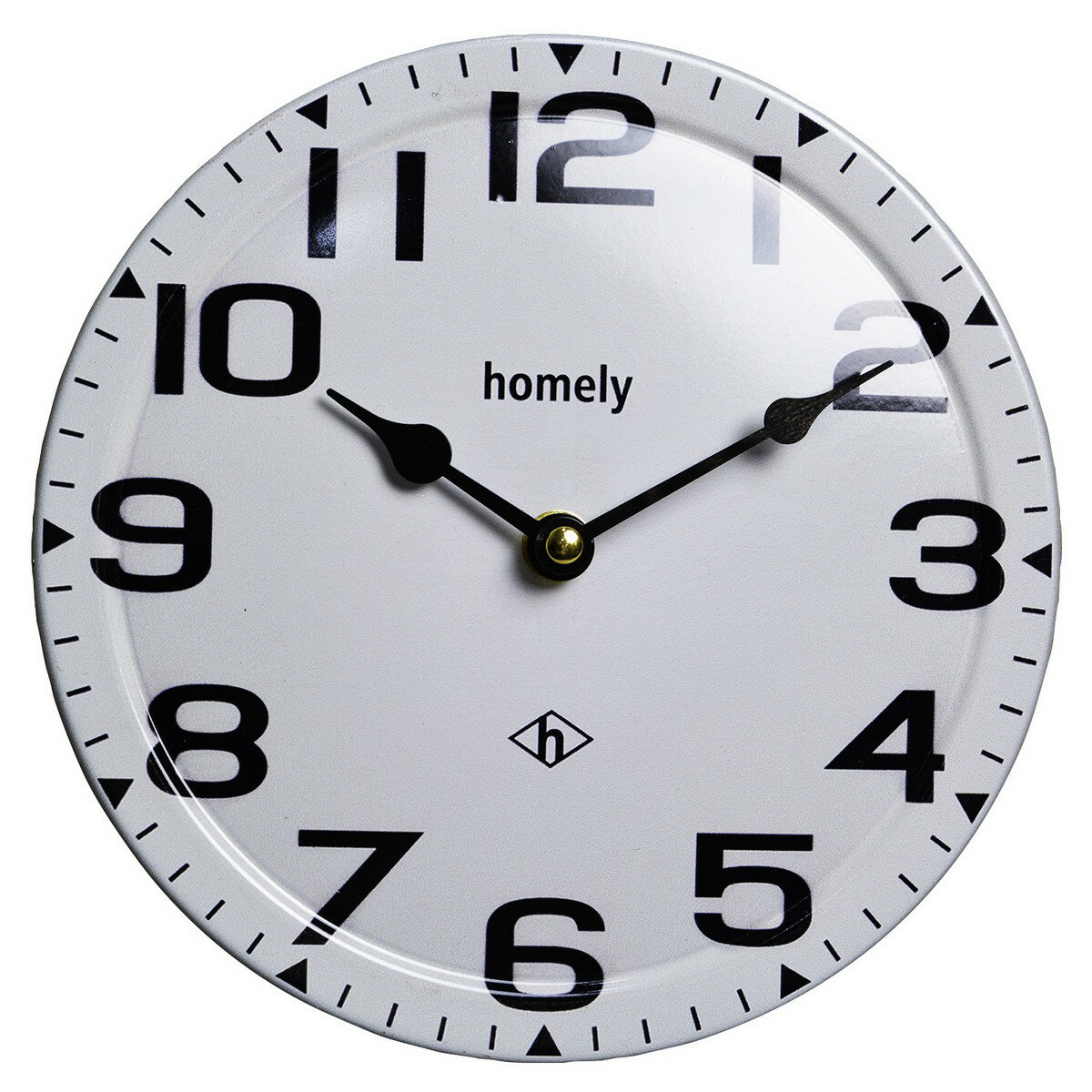 homely wall clock   bl gy1j-171の写真