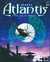 Windows95/98/NT CDソフト 超時空叙事詩 Atlantis アトランティス The Lost Tales[キャンペーン版]