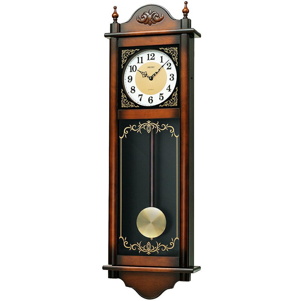 SEIKO/セイコークロック 掛け時計 チャイム&ストライクの写真