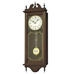 RQ-309-A セイコークロック 振り子付き掛け時計 RQ309Aの写真