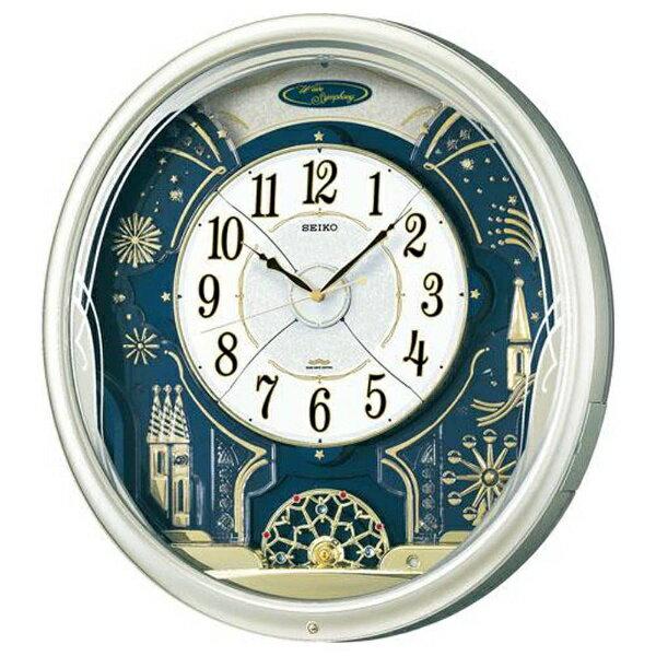 RE-561-H セイコークロック からくり時計 RE561Hの写真