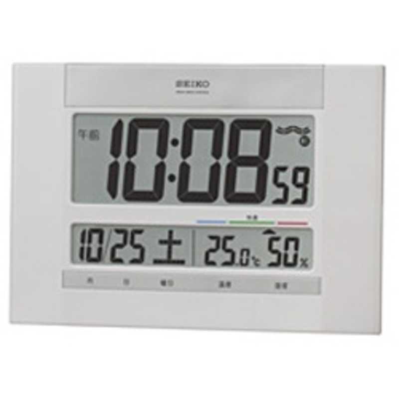 セイコー 電波掛置兼用時計 SQ429W(1台)の写真