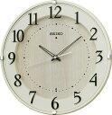 セイコー電波掛け時計 ナチュラルスタイル KX397A KX397A