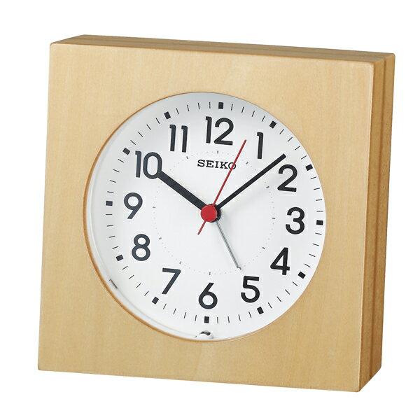 セイコー 目覚まし時計 ナチュラルスタイル KR501A