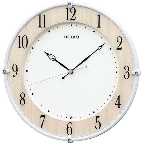 セイコー 電波掛時計 KX242B(1個)