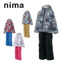 nima スキーウェア ジュニア JR-6053画像