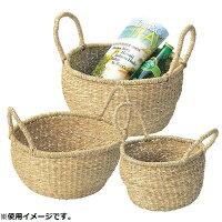 ちどり産業 Tidorisangyou シーグラスバスケット セット 02-55 S/3 1374199の写真