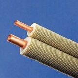 因幡電工 エアコン配管用被覆銅管 ペアコイル 2分3分 30m PC-2330