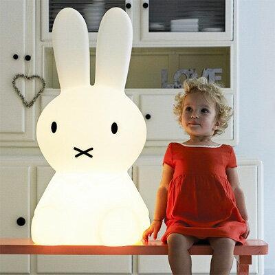 ミッフィー LEDフロアランプ XLサイズ(MM-001) Miffy Lamp XL