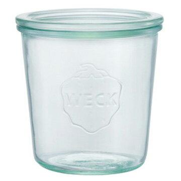 WECK Mold Shape ガラスキャニスター 500ml