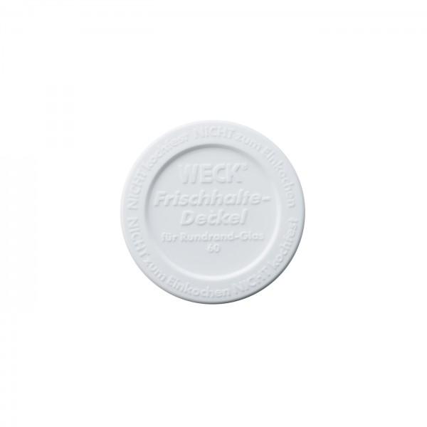 WECK プラスティックカバーS ホワイト WE-007