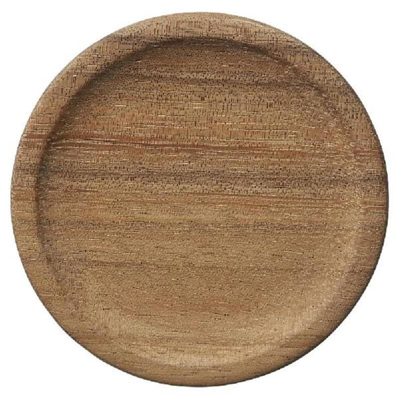 with weck WECK瓶用 WOODEN LID 木蓋 S WW-001Sの写真