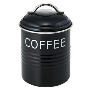 佐藤金属興業バーネット キャニスター 黒 COFFEEの写真