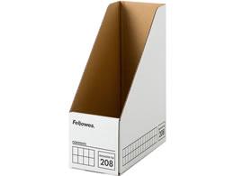 バンカーズボックス マガジンファイル 208 a4タテ   ボックスファイル