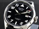 ケンテックス スカイマン6 パイロット S688X-02 メンズ腕時計