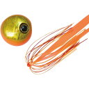 ジャッカル JACKALL(ジャッカル) ビンビン玉 スライド 100g オレンジゴールド/蛍光オレンジ オレンジゴールド蛍光オレンジ