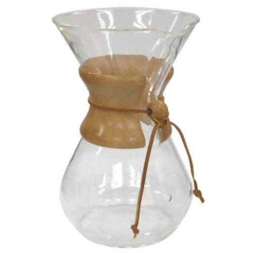 CHEMEX (ケメックス) コーヒーメーカー 6カップ CM-6Aの写真