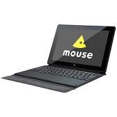 MTWN1003 mouse 10.1型タブレットパソコン カバー&キーボード付属モデル Office Mobile プラス Office 365 サービス MTWN1003