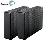 エレコム Seagate 3.5インチ外付けハードディスクUSB3.0 2.0TB HD-SG2.0U3BK-D