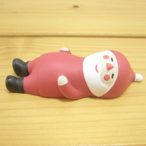 クリスマス  デコレ  コンコンブル 満腹サンタ ZXS-48181の写真