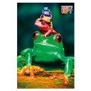 生活雑貨 5色のカエル ポスター 動物 アニマル