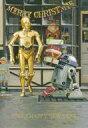 HESW-03 ポストカード STAR WARS クリスマス C-3PO & R2-D2 ハートアートコレクション