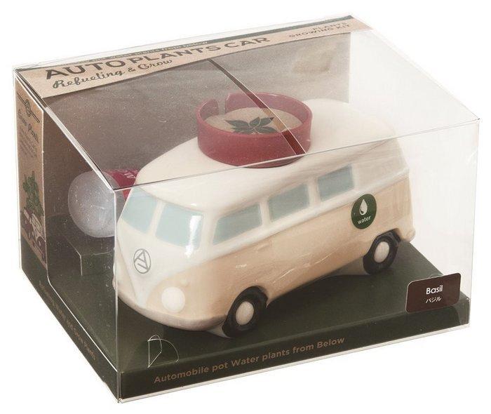 オート プランツ カー(mini Bus):バジルの写真