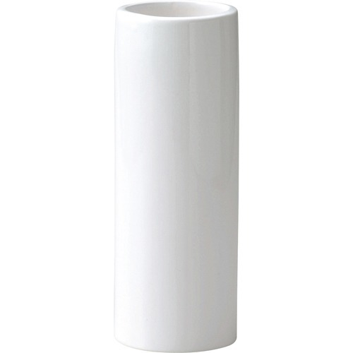 グリーンハウス モノクロームフラワーベース L 001-A-W ホワイト(1コ入)