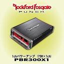 Rockford PUNCHシリーズ 1chパワーアンプ PBR500X1 定格出力 175W×1ch