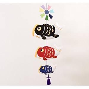 吊るしタイプの鯉のぼりの商品写真