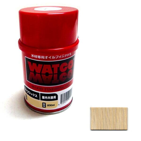 ワトコオイル W-07 ホワイト(200ml)の写真