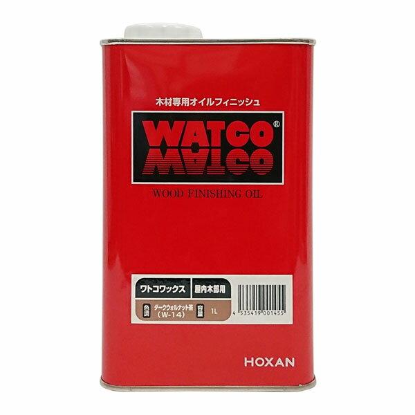 ワトコ ワックス   w-14 茶の写真